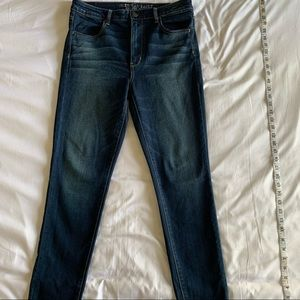 🦅 American eagle outfitters super hi rise jegging